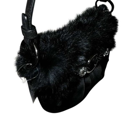 Preload https://item4.tradesy.com/images/coach-limited-edition-sm-mini-hobo-winter-black-satin-leather-clutch-396343-0-0.jpg?width=440&height=440