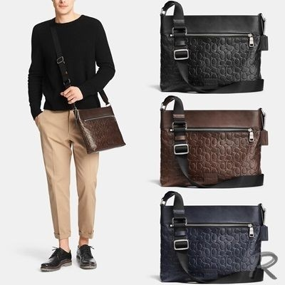 coach sale outlet ae5m  coach crossbody bag for men