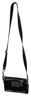 Coach Poppy Leather Material Cross Body Bag