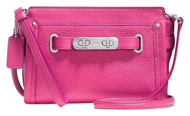 Coach Michael Kors Satchel Jet Set Travel Studed Cross Body Bag ...