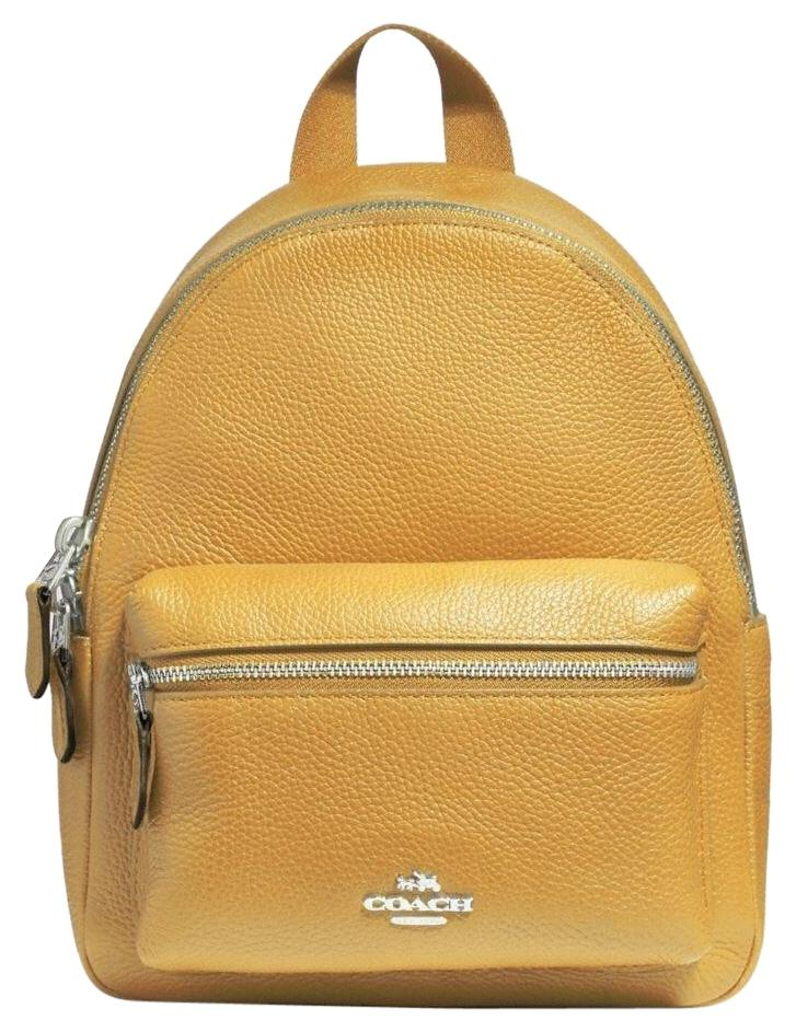 00bed31ffc60 ... pebble leather silver glitter 39ca3 43406  coupon for coach backpack  coach backpack 725ed e6f7a
