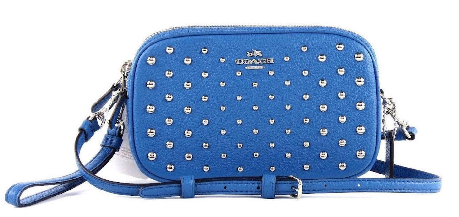3a8e4b6d470f3 ... italy blue coach cross body bags up to 90 off at tradesy fdd57 4c26d