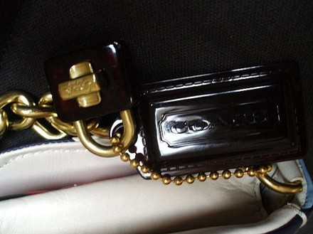 Coach Dooney Bourked Louis Vuitton Rare Shoulder Bag