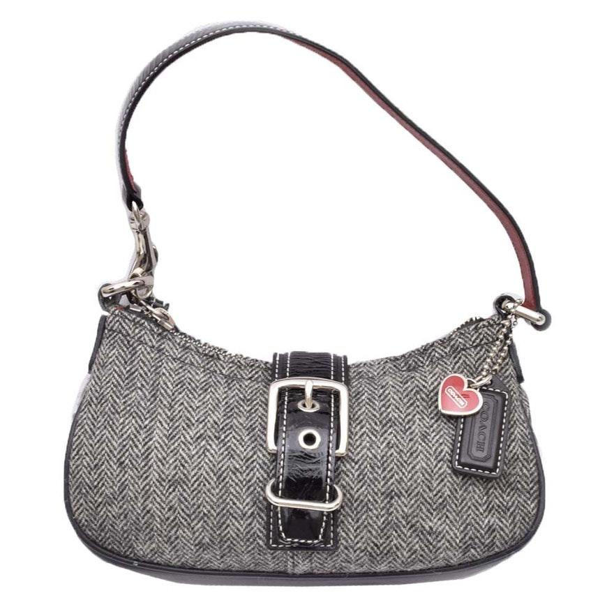 top quality coach shoulder bag in signature jacquard yarn c508e 6e827 10ba7212e27a5