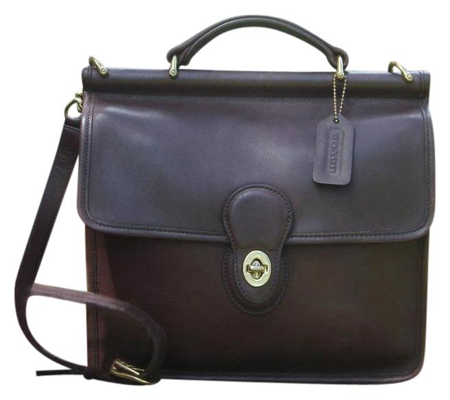 a08ac17fd6f5e 9790 in british tan glovetanned leather germany coach brown messenger bag  c7656 ff507