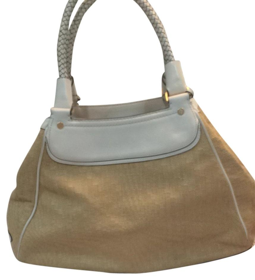 Cole Haan Beige Beach Bag durable modeling - www ...