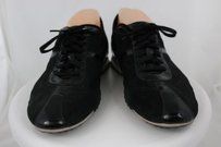 Cole Haan Womens Lace Black Flats