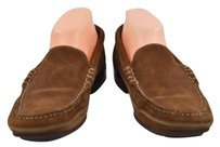 Cole Haan Womens Brown Flats