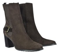Cole Haan Mid Calf Brown Boots