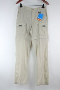 Columbia Columbia Convertible Ii Pfg Pant Hiking Beige Pants Shorts