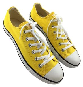 Converse All Star Sunshine Sneakers Yellow Athletic