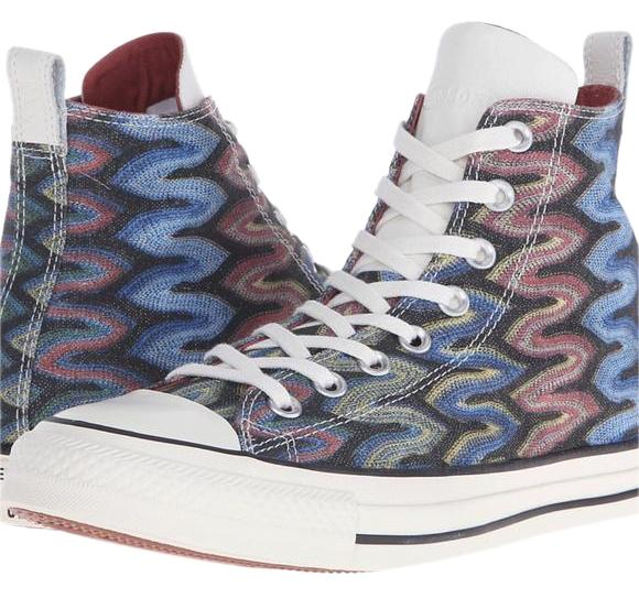7d87d3124a2d50 ... coupon for converse limited edition new with tags unisex multi athletic  84786 f0640 ...
