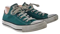 Converse All Star Womens Teal Multi-Color Athletic
