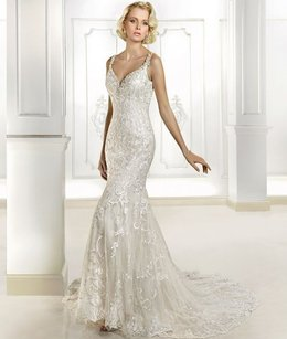 Cosmobella 7696 Wedding Dress