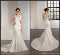 Cosmobella 7757 Wedding Dress
