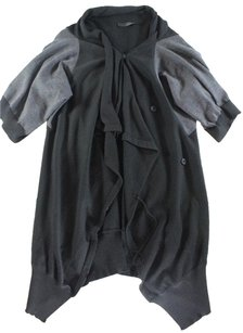 CoSTUME NATIONAL Black Out Aa Sweater
