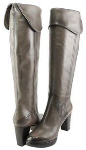 Costume National 1145375 Taupe/ Shadows Boots