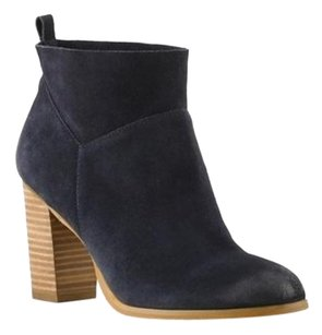 Crown Vintage BLACK SUEDE RITA Boots