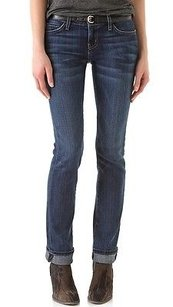 Current/Elliott Current Elliott The Straight Leg Jeans