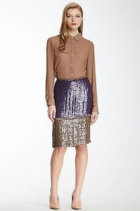 Cynthia Rowley Plum Skirt Purple