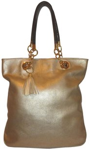 Cynthia Rowley Tote in Pale Gold