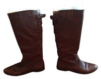 Cynthia Vincent Dark Brown Boots