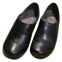 Dansko Comfort Durable 6.5 Portugal Black Flats