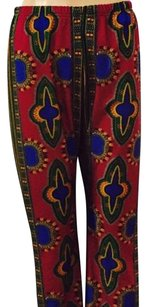 Dashiki Wide Leg Pants