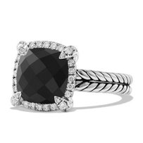David Yurman David yurman black onyx ring