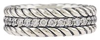 David Yurman Pave Diamond Band