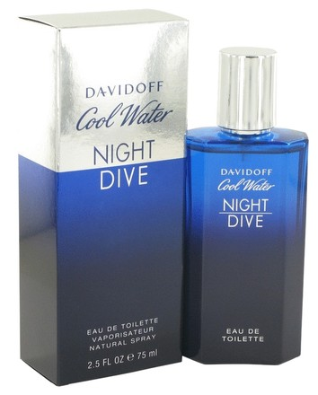 Davidoff cool water night dive by zino davidoff edt for - Davidoff night dive ...