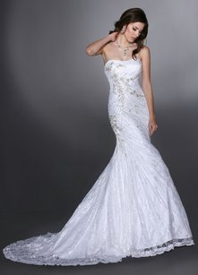 DaVinci Bridal 50272 Wedding Dress