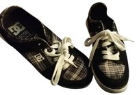 DC Shoes Sneakers Flats black and white Athletic