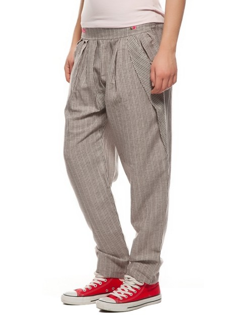 Other Relaxed Pants Brown