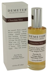 Demeter Fragrance Library DEMETER by DEMETER ~ Women's Chocolate Mint Cologne Spray 4 oz