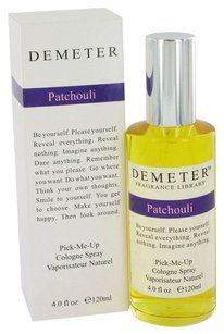 Demeter Fragrance Library Patchouli by DEMETER ~ Women's Cologne Spray 4 oz