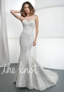 Demetrios 1443 Wedding Dress