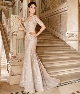 Demetrios 1488 Wedding Dress