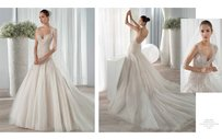 Demetrios 606 Wedding Dress