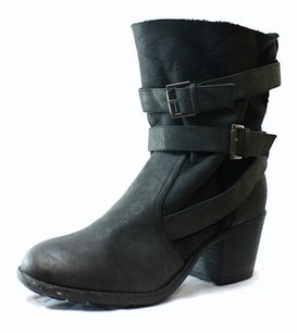 DESIGNER BRAND Fashion - Ankle Leather Boots