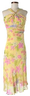 *NWT* Maxi Dress by Diane von Furstenberg Silk Floral Halter