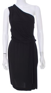 Diane von Furstenberg Sleeveless Silk Elastic Dvf Dress