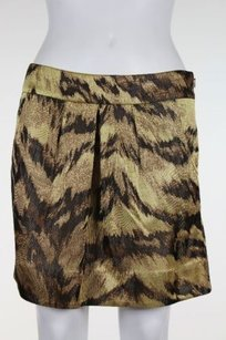 Diane von Furstenberg Womens Skirt Brown