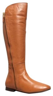 Diba Bronx-diba Closed-toe Knee-high Premiumcognacleat-7.5 Brown Boots