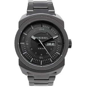 Diesel Diesel Analog Black Bracelet Mens Watch Dz1474