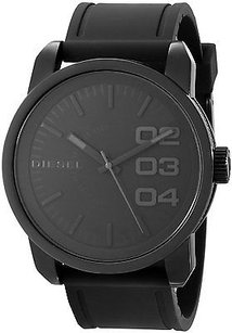 Diesel Diesel Mens Dz1446 Not So Basic Basic Black Watch