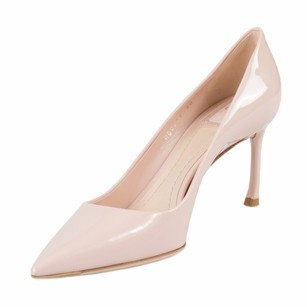 Dior Christian Patent Pink Pumps