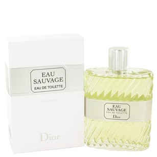 Dior EAU SAUVAGE by CHRISTIAN DIOR EDT Spray for Men ~ 6.7 oz / 200 ml