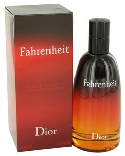 Dior Fahrenheit By Christian Dior Eau De Toilette Spray 3.4 Oz