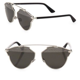 Dior NWT Christian Dior So Real Studded Sunglasses
